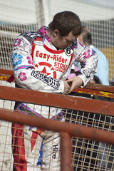 Ross Walter (Richard Amor Allan) Tags: bike ross mud bikes cycle stokeontrent rider speedway cycles riders motorcyles scunthorpesaints rosswalter stokepotters stokeeasyriderpotters