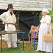 Re-enactors - Bostwick May Festival