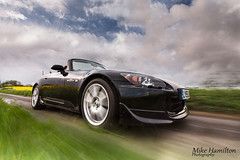 S2000 Rolling (Mike-Hamilton Photography) Tags: car canon honda automotive 7d s2000 hondas2000 carinmotion carmount automotivephotography carrig carmovement automotiverig canon7d carphotographs