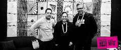 Hump Day Art Talks Wk 2: John Utanga, Kolokesa Mahina-Tuai & Victor Rodger (Colour Me Fiji) Tags: mit manukau southauckland pacificart freshgalleryotara humpdayarttalks 2012pacificartssummit