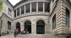 Museo del Instituto de Geología (Furumaru) Tags: santa museum méxico mexico maria stitching unam geology mexiko ribera santamarialaribera museumofgeology