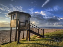 the lifeguard tower (-hedgey-) Tags: ocean tower beach grass clouds sand lifeguardtower hss mygearandme mygearandmepremium mygearandmebronze mygearandmesilver mygearandmegold mygearandmeplatinum mygearandmediamond