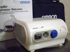 OMRON CompAir Compressor Nebulizer NE-C28 MODEL (Desmira Shop) Tags: model compressor omron nebulizer compair nec28