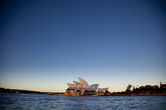 Sydney Opera House (A R I A) Tags: sunset canon landscape sydney australia 5d operahouse 1635mm 5dmkii