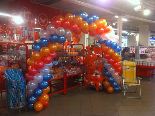 Ballonboog 6m EK2012 Bas van der Heijden Spijkenisse