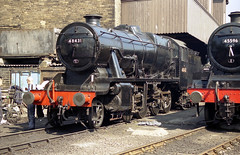 LMS: 48431 Haworth Shed Yard K&WVR (emdjt42) Tags: 20c haworth lms kwvr 8431 48431