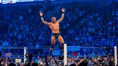 Randy Orton v Kane at Smackdown taping in London 17th April 2012 (dark match)