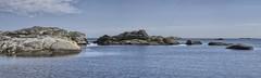 The End of the Earth (la1cna) Tags: seascape norway landscape island norge nikon rocks hiking sommer natur coastline skagerrak waterscape landskap islets tjøme vestfold kysten nikond3100