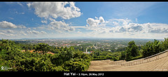Hat Yai - Panorama - 180 degrees (tlchua99) Tags: panorama municipalpark hatyai