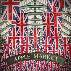 London 2012 2nd June (violinconcertono3) Tags: london landscapes flickr unitedkingdom fineart cityscapes flags celebrations coventgarden unionjack fineartphotography davidhenderson londonist diamondjubilee fineartphotographer londonphotographer 19sixty3 19sixty3com