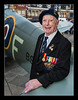 158/366 95 year old D-Day veteran Bill from Wigan (Mister Oy) Tags: soldier war daily veteran normandy dday wigan davegreen 366 1aday nikond700 oyphotos