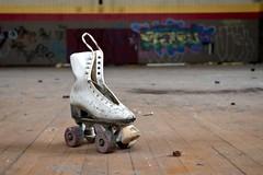 Skate (ICT_photo) Tags: abandoned detroit skate gym gymnasium kronk