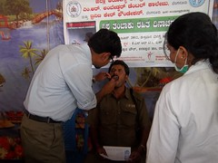 Dental Screening for KSRTC Bus Driver (Trinity Care Foundation || Underserved Populations) Tags: hiv who smoking tobacco mds publichealth communityhealth medicalcamps corporatesocialresponsibility dentalcheckup dentalscreening healthprograms trinitycarefoundation dentalpublichealth communitydentistry publichealthdentistry worldnotobaccoday2012 outreachhealthprogram