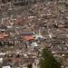 Vista del centro di Quito (si vede la piazza San Domingo) verso El Panecillo