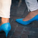Dancing Blue Shoes