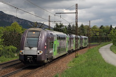 TER2n pour Annecy (Maxime Espinoza) Tags: train alpes z ng sncf rhone ter 24500 2n