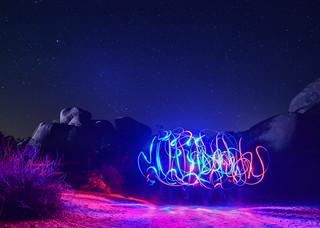 Light Ribbons