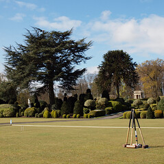 2016_04_0461 (petermit2) Tags: heritage gardens garden yorkshire lawn croquet doncaster southyorkshire englishheritage brodsworth brodsworthhall croquetlawn