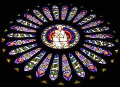 Rosone (alex.gan) Tags: chiesa genova sanlorenzo luce interno cattedrale rosone vetrata sigma1020