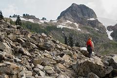 Intrepid (jpmckenna - Northern Plains Tour Coming Up) Tags: hiking northcascades getoutside hikingwashington washingtontrails lakeanntrail mtbakernationalrecreationarea mypubliclands