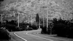 C H I A R O S C U R O (Jonhatan Photography) Tags: chile canon explorer follow roads bnw livefolk