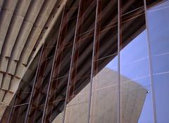 Sailing I (Troy Shiels) Tags: blue lines architecture nikon sydney australia sydneyoperahouse d40