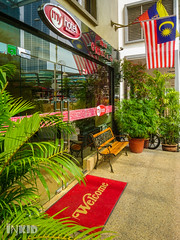 DSC_0407 (inkid) Tags: street flag sony photograph welcome dual premium z5 myhotel xperia