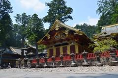 Toshogu (Nikko - Tokyo) (grillopotamo82) Tags: japan nikko buddah giappone tempio templio