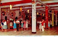 Butlins Bognor Regis - Regency Ballroom (trainsandstuff) Tags: bognorregis holidaycamp butlins postcard vintage retro old history archival holidaycentre