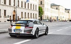 Racecar lost its way into the city. (Amin S.1994) Tags: 911 porsche supercar 991 gt3rs