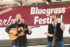 Russell Moore & Jerry Cole (joeldinda) Tags: june nikon bluegrass charlotte michigan band d300 2016 charlottebluegrassfestival eatoncounty 3155 iiirdtymeout nikond300 eatoncountyfairground