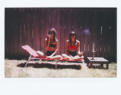 Better Together (2014) (LindseyL33) Tags: new york city nyc our girls friends ny film fashion youth austin la weird raw texas photographer culture lifestyle best keep fujifilm alive feed conceptual own authentic bestfriends instax youthculture instantfilm instantphotos keepfilmalive instaxwide