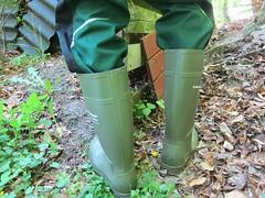 Dunlop Purofort (Noraboots1) Tags: dunlop dunlops purofort wellies rubber boots gummistiefel gummistvler arbejdstj work wear laarzen