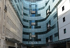 BBC (pjpink) Tags: uk england london architecture spring britain may bbc 2016 pjpink