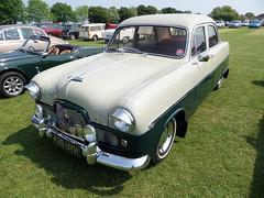 Ford Zephyr 6_7074 (pjlcsmith2) Tags: ford car zephyr carshow svec swalevehicleenthusistsclub