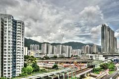 HDR attempt (FlyingDJI) Tags: city hdr photomatrix photoshpooed