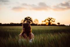 ~Like time suspended~ (abi.garvey) Tags: sunset selfportrait me girl field self nikon flickr sundown thinker reflective summertime moment melancholy nikon50mm justgoshoot liveauthentic thatsdarling exploretocreate momentsovermountains