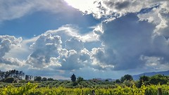 Velletri after storm (doctormauri73 - amateur photographer) Tags: hdr stormclouds velletri samsungs7