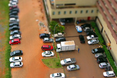 Brasilia (Kak) Tags: city miniature fake effect tiltshift