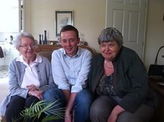 Great Gran, Paul and Alison