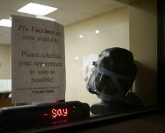 A Medical Mystery (daisy70) Tags: window mar head flue say foresthills 2012 daisy70 amedicalmystery