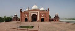 Taj Mahal - Mosque