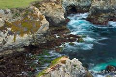 Rocky Point Cove (tom911r7) Tags: ocean california leica water grass point big rocks surf waves thomas cove bigsur rocky sur lobos pointlobos rockypoint s2 akademie brichta tom911r7 thomasbrichta leicaakademie
