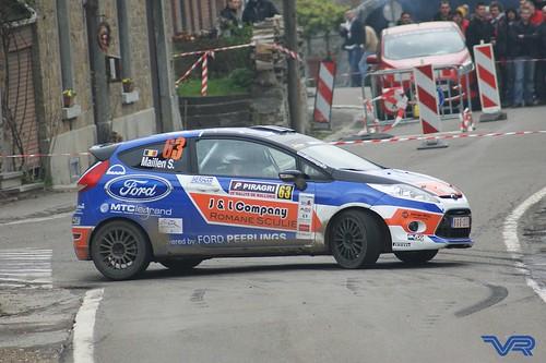 Rallye de Wallonie 2012