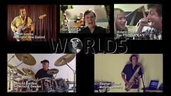 WORLD5 - band video snapshot (world5music) Tags: