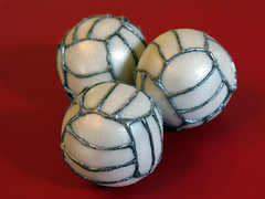 "Volleyball Cake Balls • <a style=""font-size:0.8em;"" href=""http://www.flickr.com/photos/64714706@N05/7058072909/"" target=""_blank"">View on Flickr</a>"