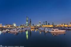 Kuwait City (ibrahem N. ALNassar) Tags: city canon eos mark n ii 5d kuwait usm ef 1740mm f4     alnassar  ibrahem