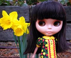 Blyves in the Garden