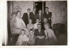 Image titled Party at the Frosts. 1960