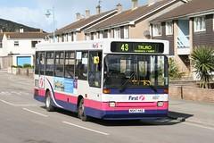 First Devon & Cornwall Dennis Dart Plaxton Pointer (DennisDartSLF) Tags: bus cornwall pointer first dennis dart watermark portreath plaxton 46647 devonandcornwall n547hae
